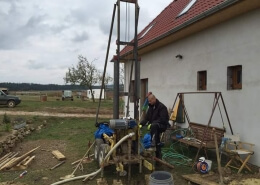 vŕtanie studní na pitnú vodu - Top Studne